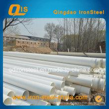 Tubo de PVC de primeira qualidade para irrigação agrícola