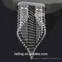 Zhongshan Chandelier Crystals moderno lámpara de techo LT92005
