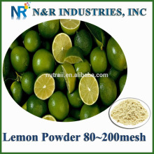 lemon Juice Powder 80mesh in bulk