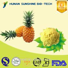 Экстракт плодов порошок /спрей сушеные ананас фруктовый порошок для приготовления быстрорастворимых твердых напиток