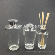 100/200/280ml cone shape glass diffuser bottle for aroma