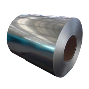 Zink Coated White Color Coated Galvanized Steel Coil