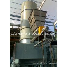 Secador de destello de la vuelta para el hidróxido de aluminio