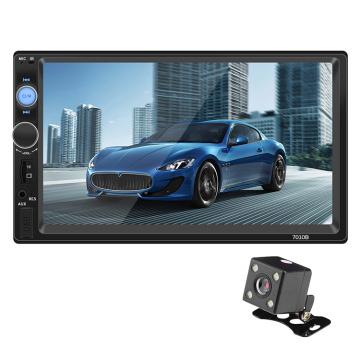 Autoradio 2 Din MP5 Lecteur de voiture Android