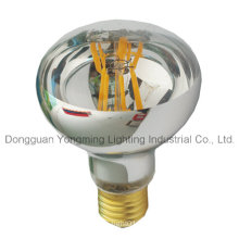 Reflect Mirror Top LED Filament Bulb with