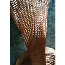 Copper Electrical Cable Sleeve durable