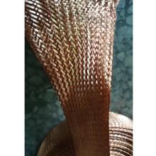 Медная муфта электрического кабеля прочная