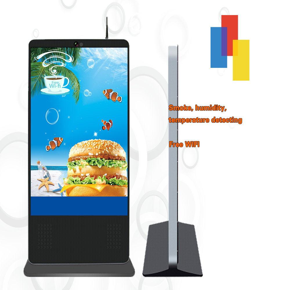 Priva P5 Free WIFI Outdoor LED Screen Kiosk