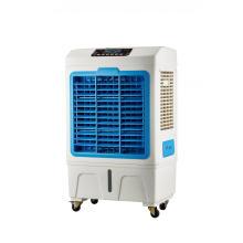 Refrigerador de ar evaporativo industrial de controle remoto 4500m³