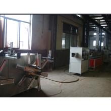 Línea de producción de tubo de manguera de PVC / máquina extrusora