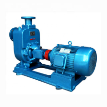 ZX series self priming centrifugal pump