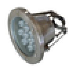 Китай производитель вверх 12W привело подводный светильник водонепроницаемый огни бассейн