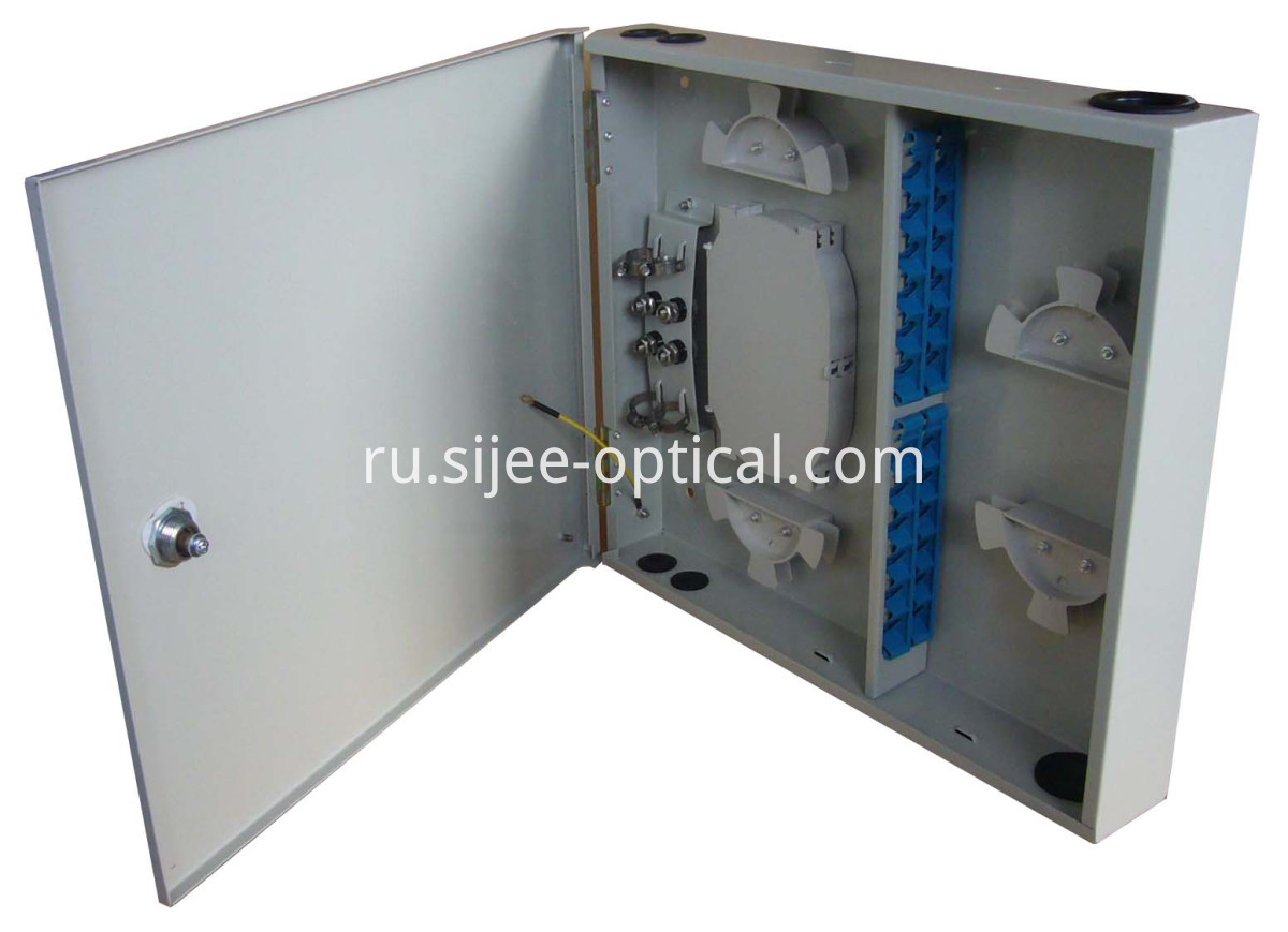 optical distribution box 24 fibers