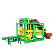 QT4-25 full automatic widely used cement concrete hollow brick block making machine