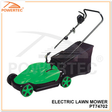 Powertec 420mm 1600/1800W Lawn Mower (PT74702)