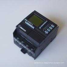 Controlador del PLC de Sr-12mtdc para el regulador lógico programable del PLC micro del compresor de aire
