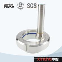 Verre de lumière de qualité sanitaire en acier inoxydable (JN-SG1007)