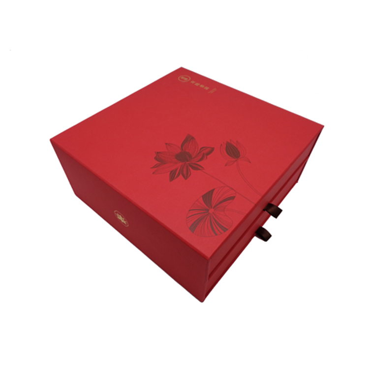 Luxury Paperboard Gift Box For Tea