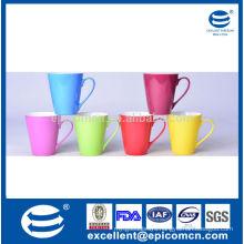 2014 printed new bone mug direct from china manufacturer