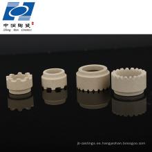 Férulas de cerámica de cordierita industrial