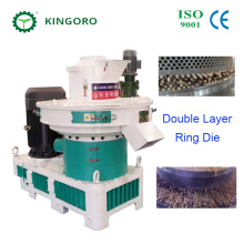 Vertical Ring Die Bagasse Pellet Mill Machine