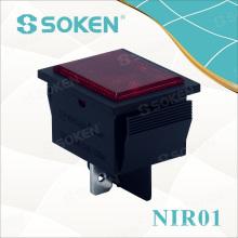 LED / Neon T85 Luz Indicadora de Equipo para Maquinaria Alimentaria