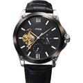 oem fashion stainless steel bands automatic boy hand watch