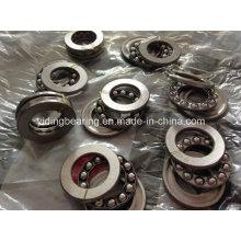 Rodamientos de bolas de empuje de carga pesada 51192 para soldadura de la máquina de alambre