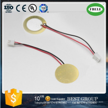 High Quality 20mm Piezo Buzzer Trasducer with Wire