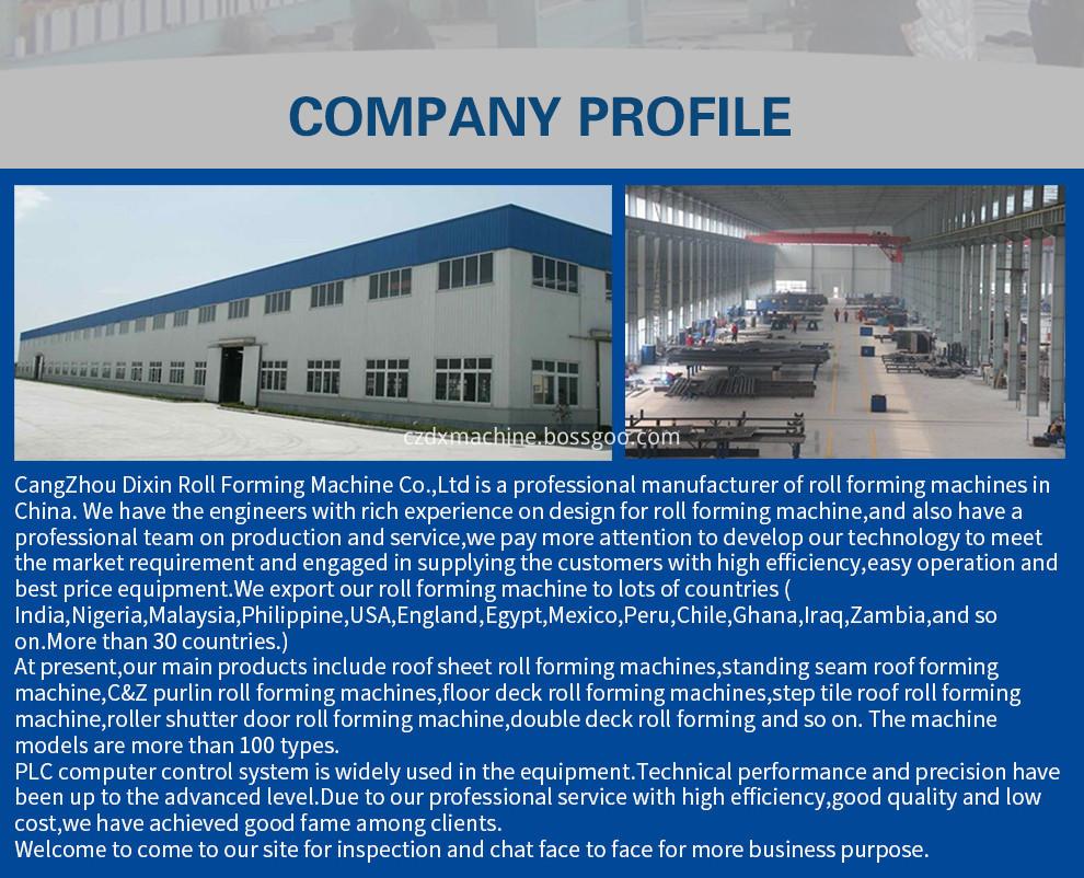 Cangzhou DIXIN Company