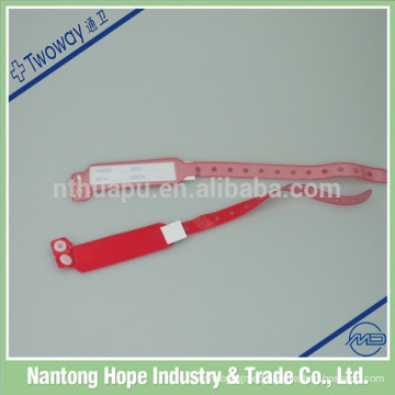 Waterproof Medical Disposable Cheap ID Bracelets