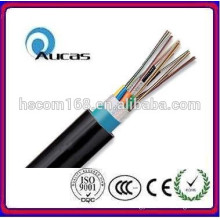 Outdoor underground fiber optic cable GYTA Aerial and duct high quality