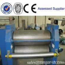 Machine haut de gamme de couleur acier gaufrage formant