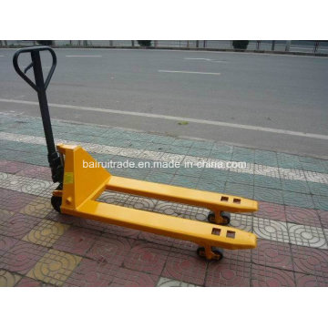 Cholift Forklift 2.5 Ton Hand Pallet Truck with PU Wheel