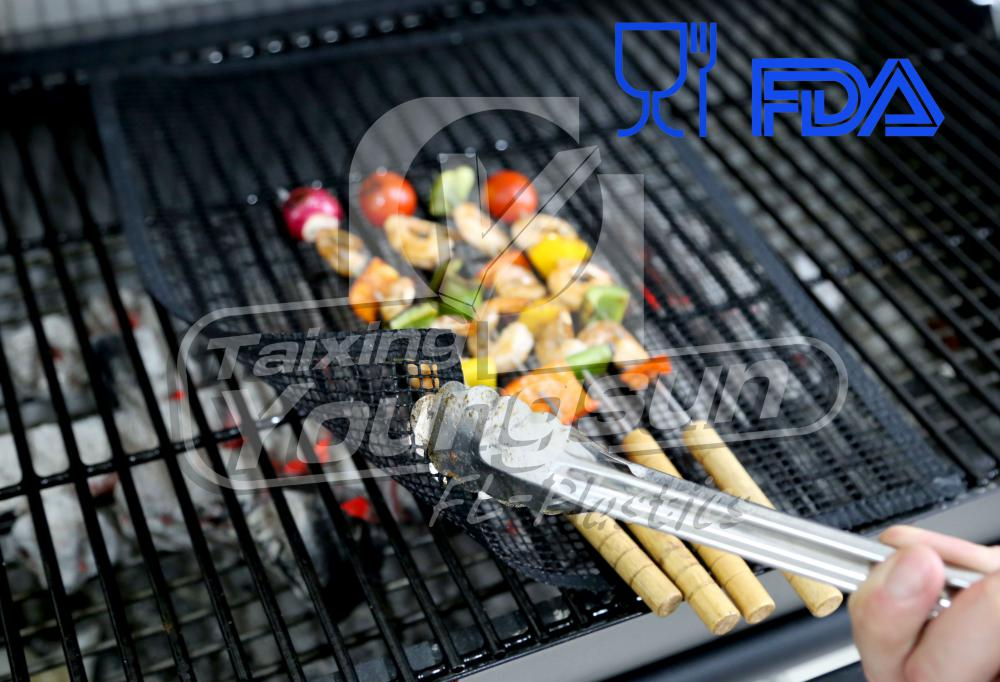 Barbecue Mesh