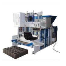 JMQ-12A Hydraulic Press Hollow Block Molding Machine Concrete Block Making Machine