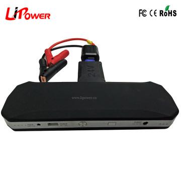 CE FCC ROHS Certification batterie de voiture jumper câbles Booster Pack