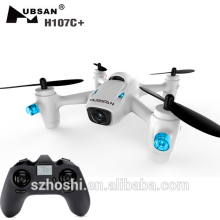 2.4GHz 4 Channel 6 Axis Best Drone Hubsan X4 H107C HD Camera Quadcopter With LED Light For Night Fly