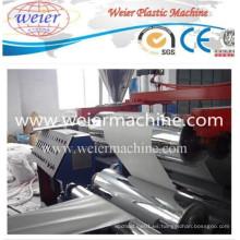 Línea de extrusión de perfil de PVC de revestimiento de vinilo para panel de pared de construcción