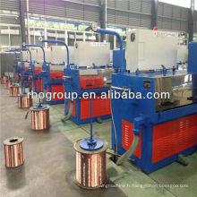14DT (0.25-0.6) machine de tréfilage de cuivre fin avec ennealing
