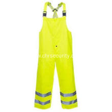 Men's High Visibility Waterproof FR Bib Overalls