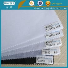 T8050 тканые флизелин для воротника рубашки