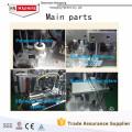 Machine complètement automatique de cachetage de remplissage de tube en aluminium