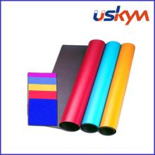 Cores ímãs flexíveis de PVC ímã de borracha (f-001)