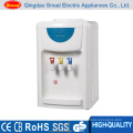 Portable Mini Desktop Hot and Cold Water Dispenser with Refrigerator