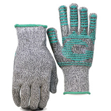 Wholesale Price Character PU Coated Cut-resistant Gloves