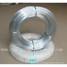 Alambre de hierro electro galvanizado Alambre de hierro galvanizado