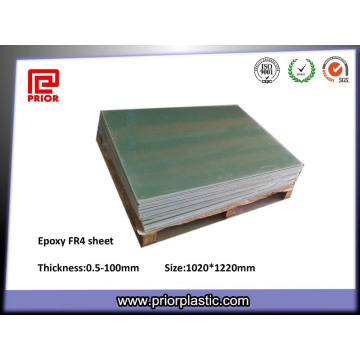 Green Fr-4 Insulation Epoxy Fiberglass Sheet