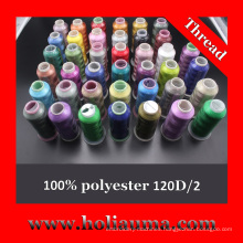 Tajima Machine Use High Quality Polyester Embroidery Thread