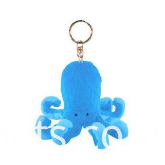 sea animal keyring